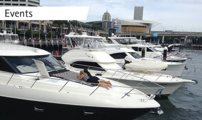 R Marine Sydney cooks up a storm on Darling Harbour