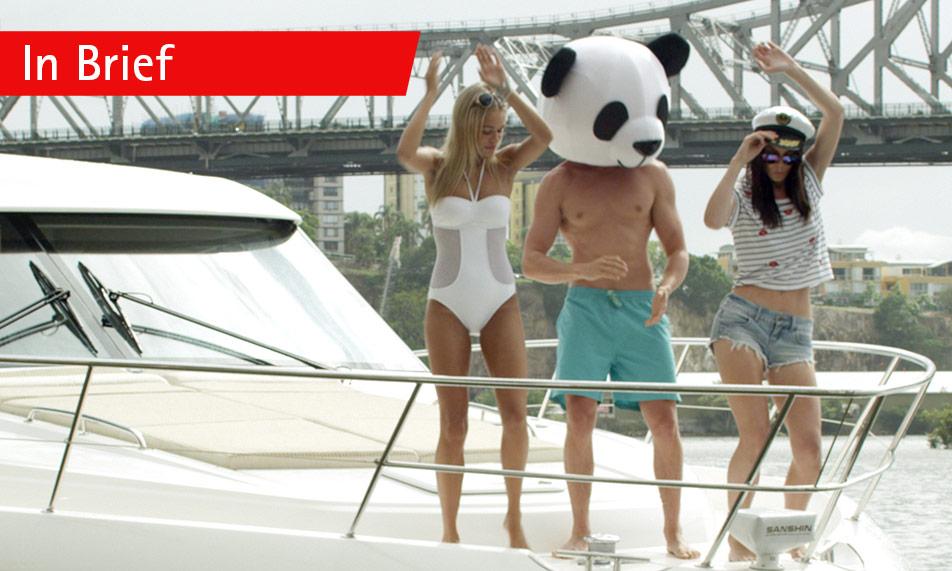 Riviera stars in international TV commercial