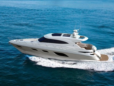 6000 Sport Yacht
