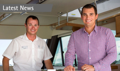 Riviera welcomes Rory Vassallo to R Marine Perth
