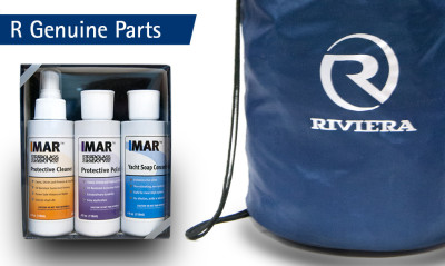 Spring Boating Essentials from Riviera's Genuine Parts and Accessories