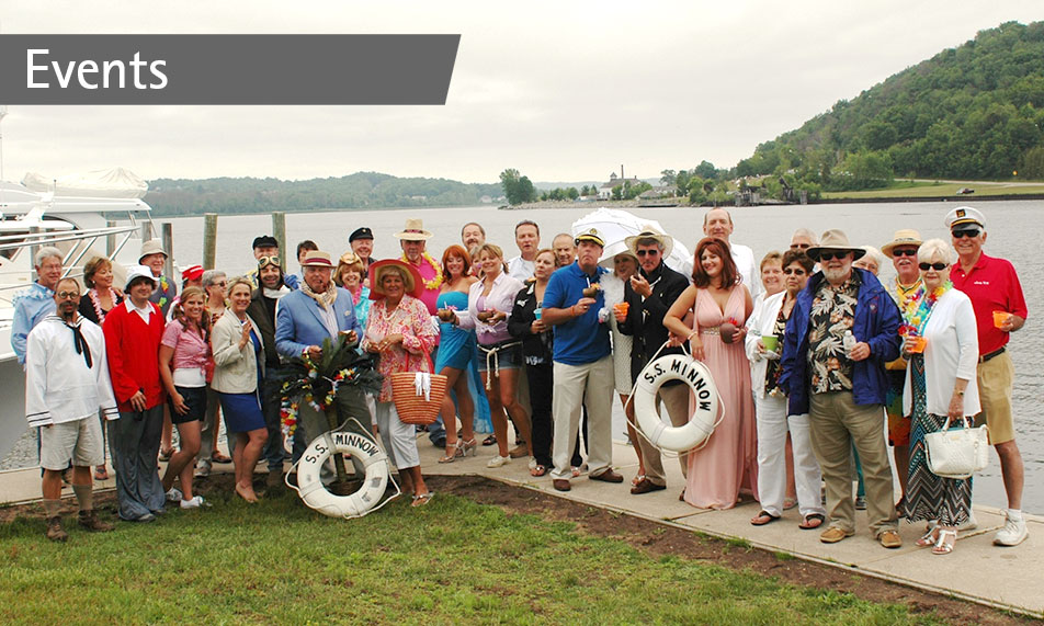 Riviera owners get into the spirit of the Gilligan's Island theme