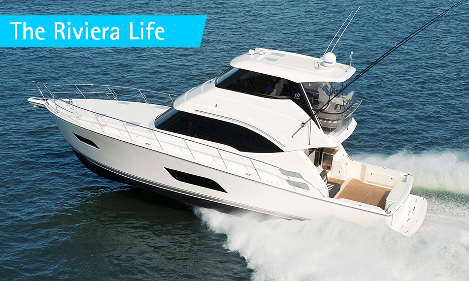 Riviera owner's marlin mission