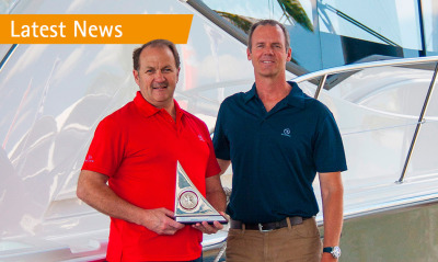 Riviera's 565 SUV acknowledged in the Americas as best of the best