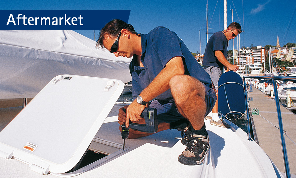 Riviera Aftermarket's Hot Holiday Boating Tips