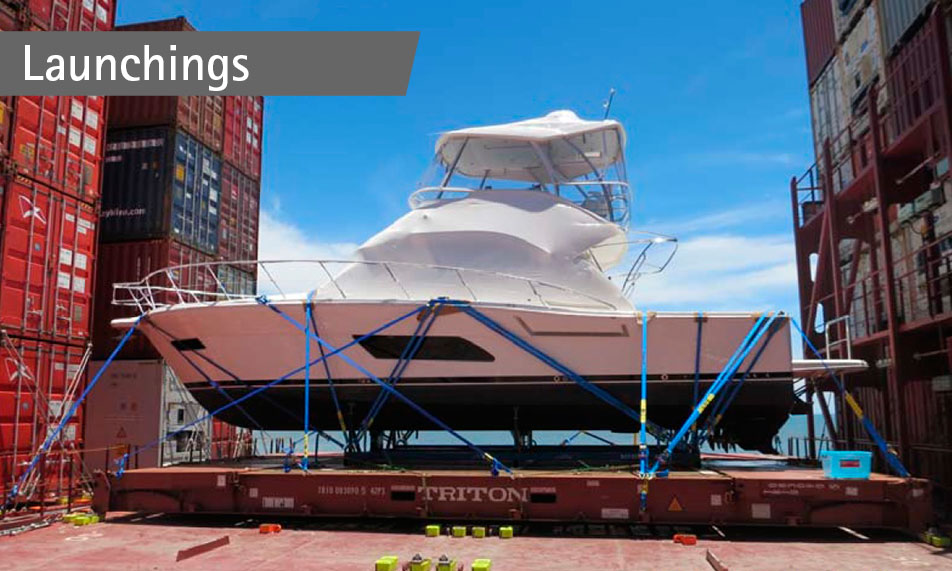 More Riviera yachts bound for international ports