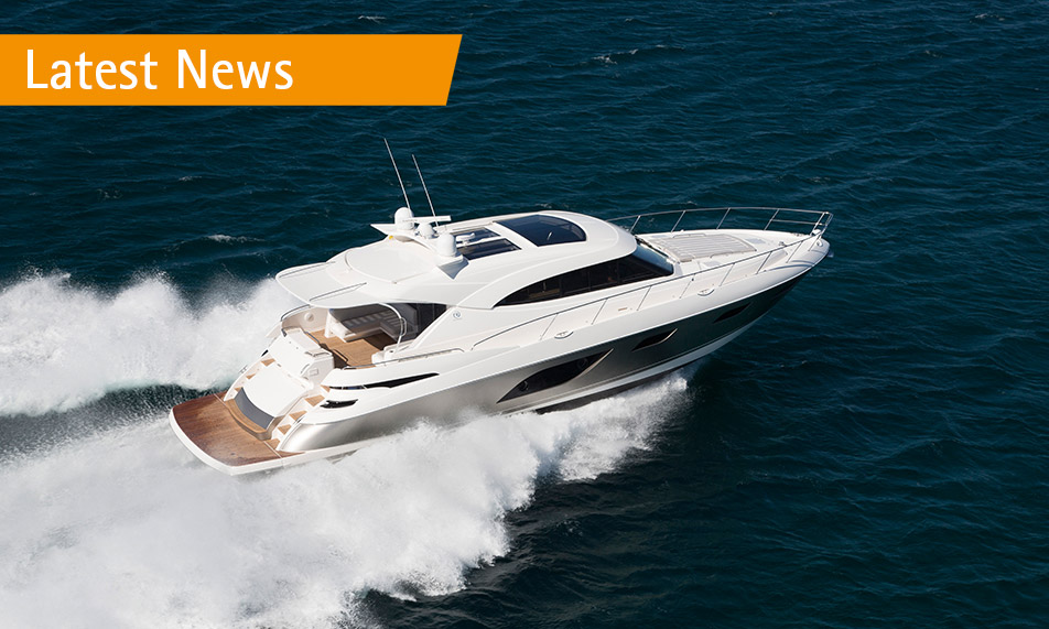 Riviera announces new presidential design for stylish 6000 Sport Yacht
