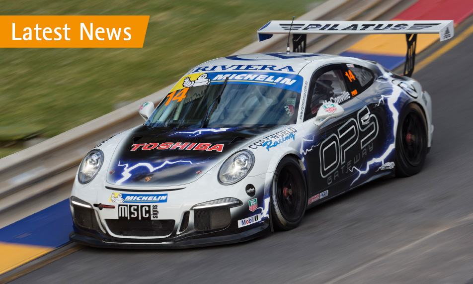 R Marine's Ross Almond shares his passion for Riviera … and racing Porsches