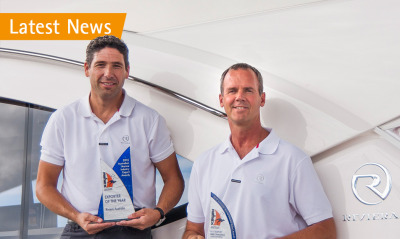 Riviera secures two major Australian marine industry export awards