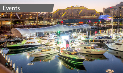 Let Us Entertain You at Sydney International Boat Show