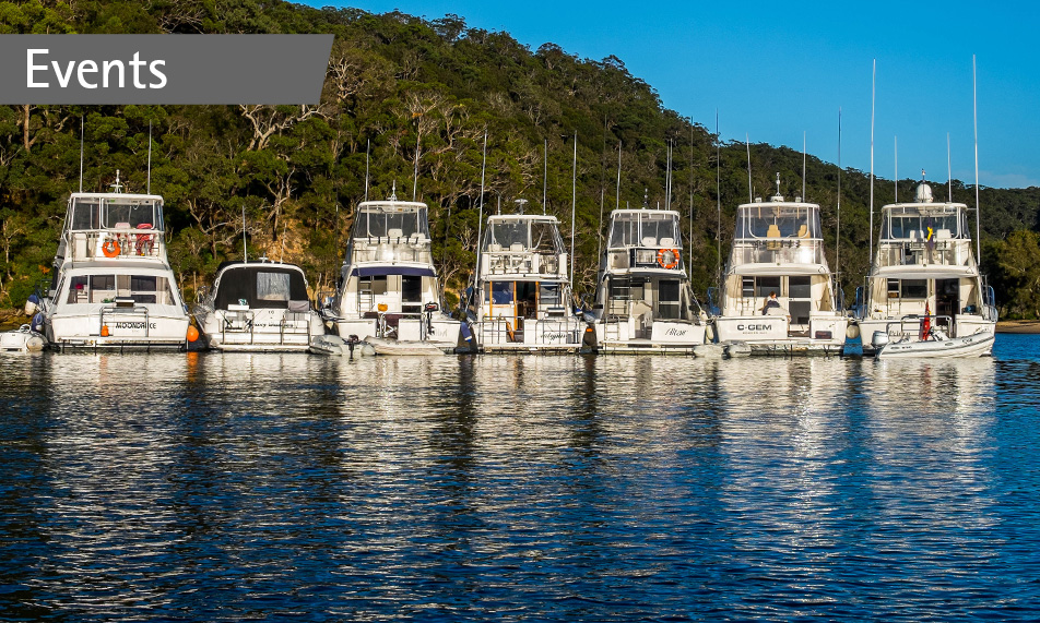 Sydney-based Riviera owners invited to Experience the wonderful Whitsundays