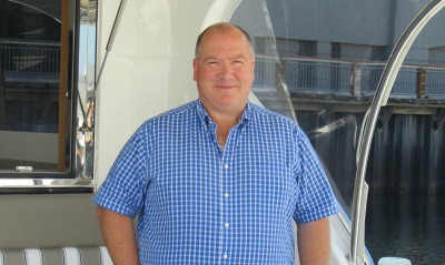 Michael Pitman to take the helm of  Riviera's R Marine Perth dealership
