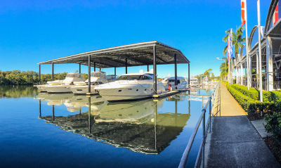Riviera Motor Yacht Club now open for special events
