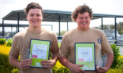 Riviera apprentices awarded for excellence