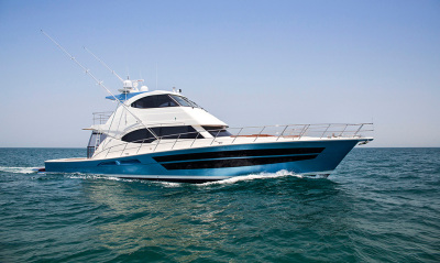 Enrich your luxury on-water lifestyle with Riviera at Dubai International Boat Show, 1 – 5 March