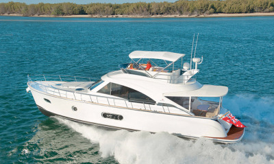 Boat Test: Belize 54 Daybridge