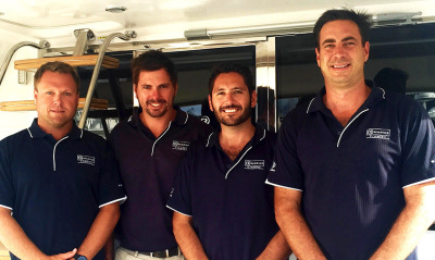 R Marine Crawley announces new Whitsundays Riviera and Belize yacht management service