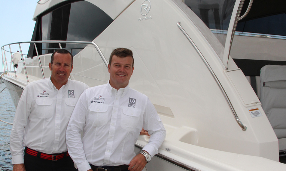 R Marine Riley launches new Service Division