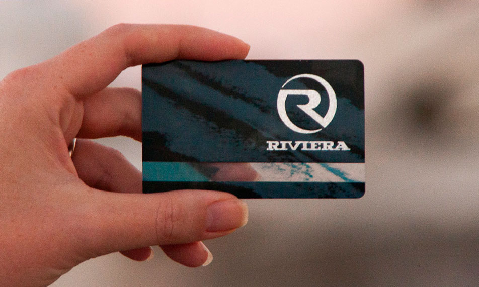 Have you got your black-label Riviera Owner's Card?