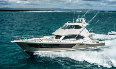 Riviera to showcase its ethos of excellence  on the red carpet at Singapore Yacht Show
