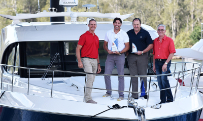 Riviera named 2016 Australian Marine Exporter of the Year