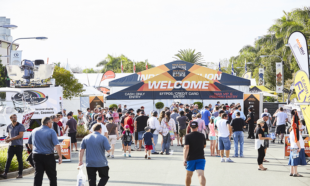 Gold Coast International Marine Expo comes of age with 