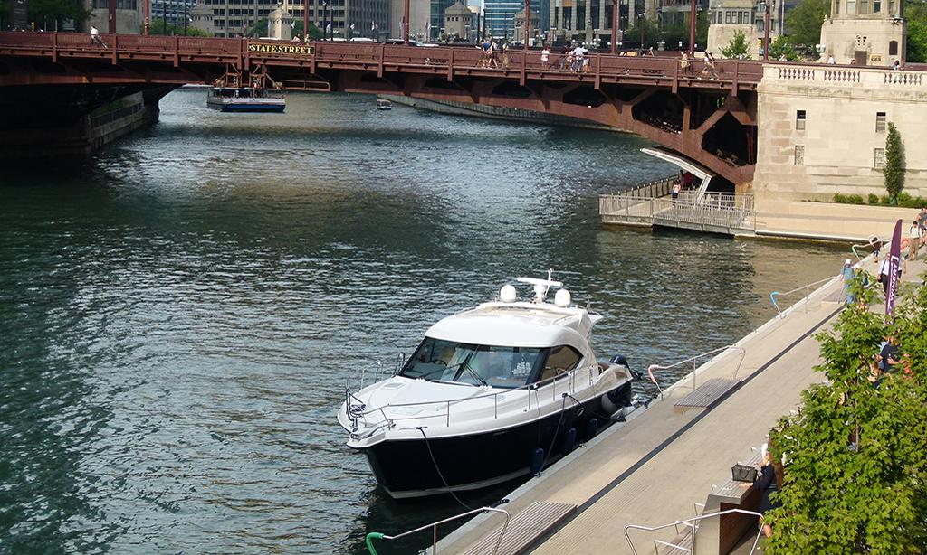 Matz family cruise to Chicago