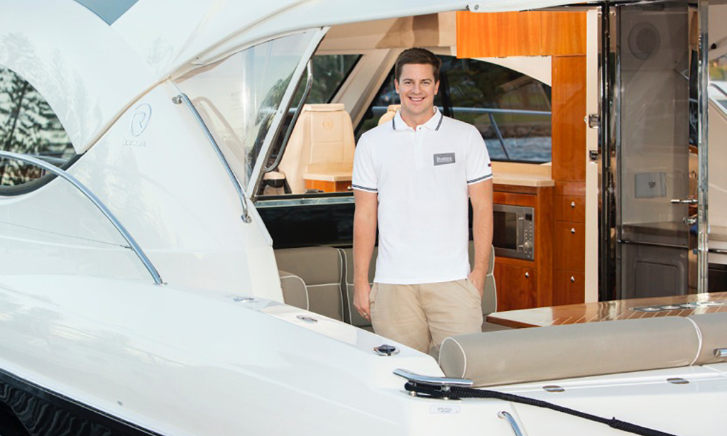 First Riviera 6000 Sport Yacht launches under the new Boating Partnerships syndicated yacht ownership service