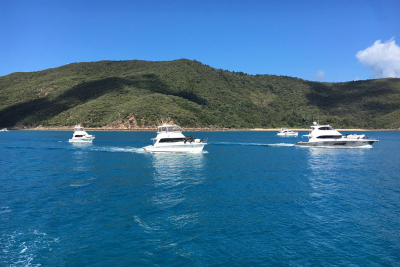 Whitsundays, Queensland – R Marine Riley Experience