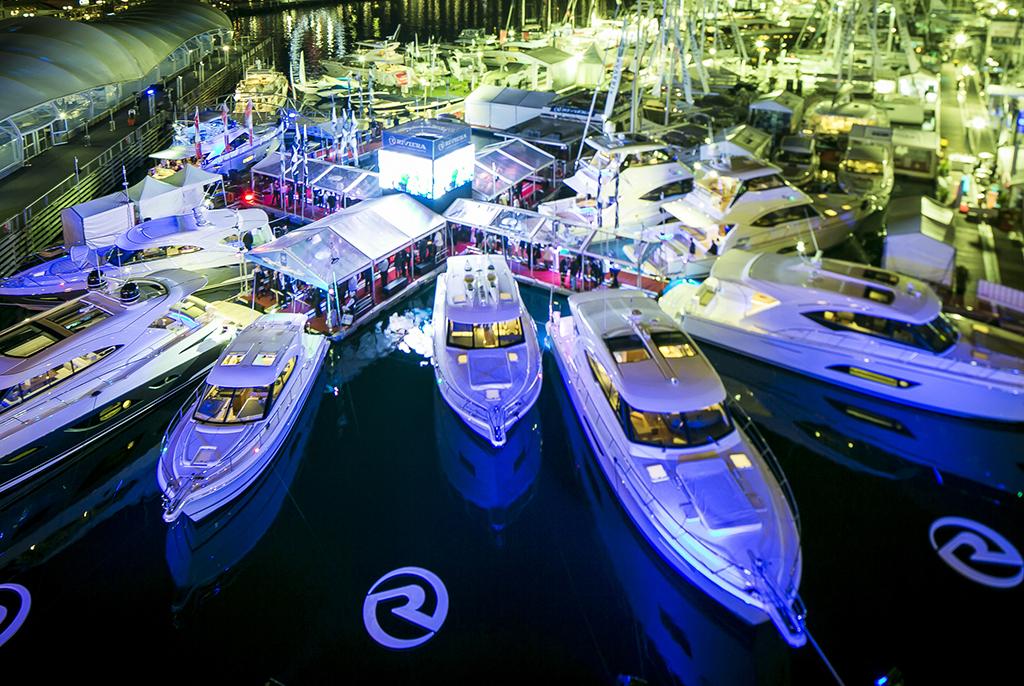 Legends of Australia lights up Darling Harbour