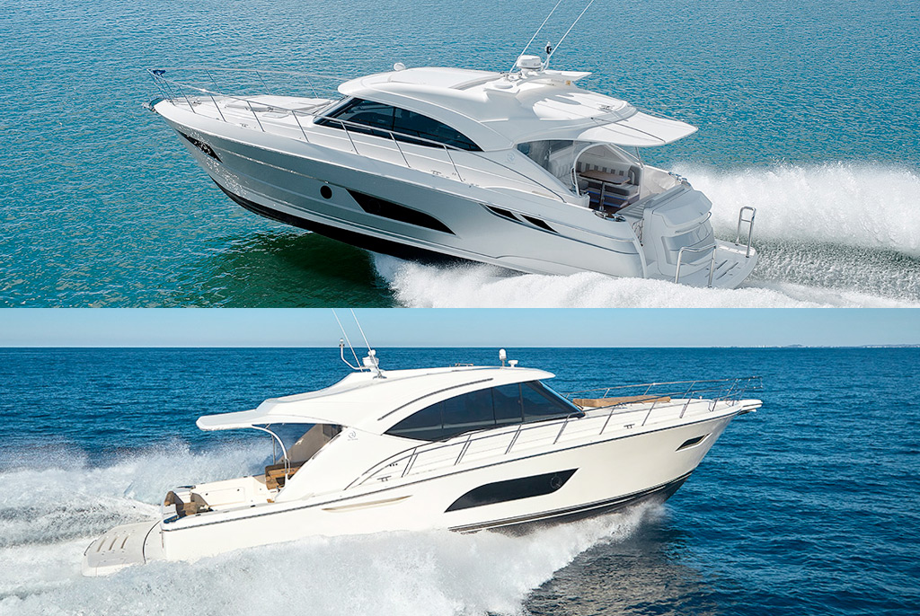 American Premieres from Australia's Riviera at Fort Lauderdale International Boat Show