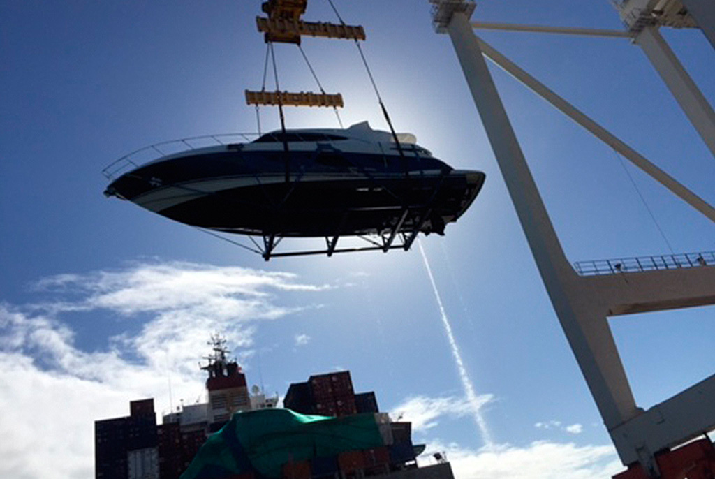 More luxurious Rivieras bound for international ports